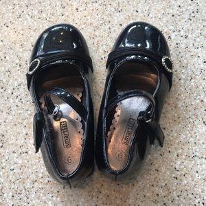 Dress shoes girls size 9